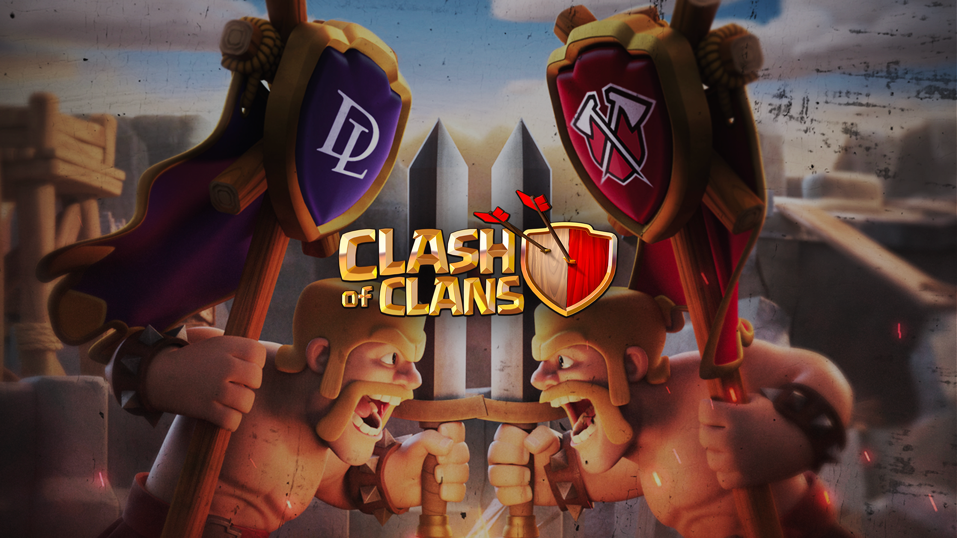 Graphic featuring Tribe Gaming and Dark Looters